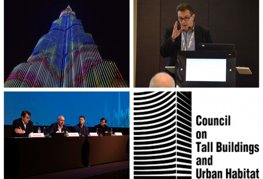 D2E attend CTBUH 2018: Polycentric Cities