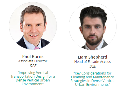 Find out what D2E will be presenting at CTBUH 2016