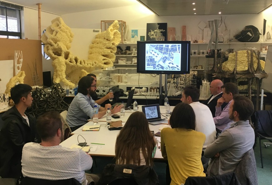 D2E invited to facilitate CTBUH student workshop
